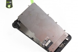 Repair tutorial for iPhone 7 : LCD Shield Plate