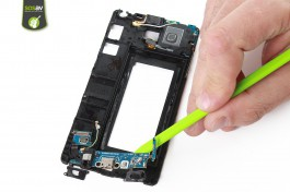 Tuto réparation Samsung Galaxy A5 : Nappe connecteur de charge