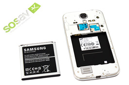 Tuto réparation Samsung Galaxy S4 : Batterie
