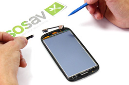 Tuto réparation Samsung Galaxy S3 : Bouton home