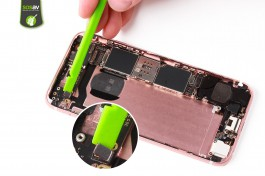 Repair - Repair guide: Logic Board iPhone 6S