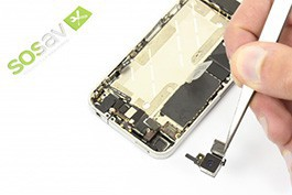 Repair tutorial for iPhone 4 : Back Camera