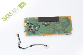 Tuto réparation Playstation 3 Fat : Carte Fille Blu-Ray (PCB)