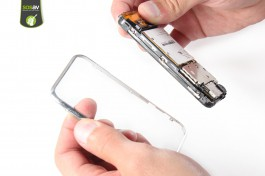 Repair tutorial for iPhone (1st generation) : External chassis
