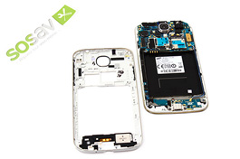 Tuto réparation Samsung Galaxy S4 : Chassis interne
