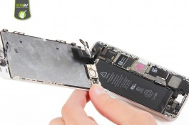Repair - Repair guide: Complete Display Assembly iPhone 5S