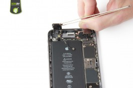 Repair tutorial for iPhone 6S Plus : WiFi Antenna