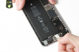 Repair tutorial for iPhone 6S Plus : Battery