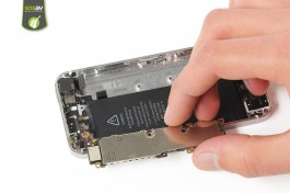 Repair tutorial for iPhone 5S : Logic Board