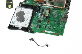 Power cables and optical drive data Xbox One X repair - Free