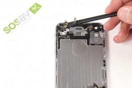 Tuto réparation iPhone 6 Plus: Antenne NFC