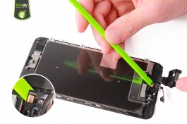 Repair tutorial for iPhone 6S Plus : Proximity and Light Sensor + Front Camera Cable