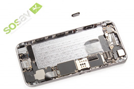 Repair tutorial for iPhone 6 : Lower Volume Button