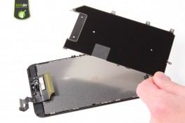 Tuto réparation iPhone 6S Plus : Plaque de protection de l'écran LCD
