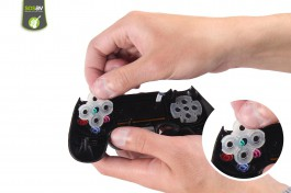 Dualshock controller (Playstation 4) repair : 10 how-to