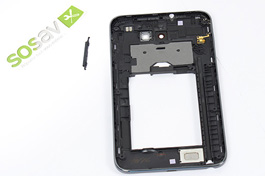 Tuto réparation Samsung Galaxy Note 1 : Bouton volume