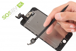 Repair tutorial for iPhone 6 Plus : Home button