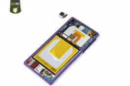 Xperia Z2 repair : 18 how-to guides to repair your Xperia Z2