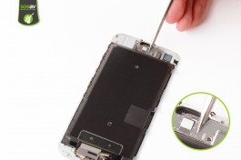 Repair tutorial for iPhone 6S : Home button