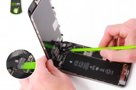Repair tutorial for iPhone 6S Plus : Complete Display Assembly