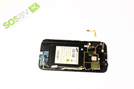 Tuto réparation Samsung Galaxy Note 2 : Nappe Power
