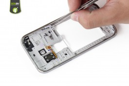 Tuto réparation Samsung Galaxy Core Prime : Bouton power