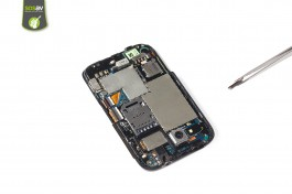 Power button HTC Wildfire S repair - Free guide - SOSav