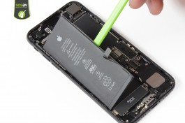 Repair - Repair guide: Battery iPhone 7