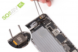 Repair tutorial for iPhone 6 Plus : Back Camera