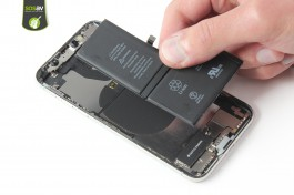 Tuto réparation iPhone X : Batterie