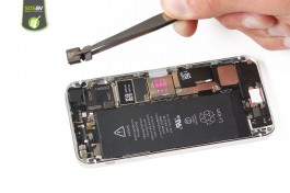 Repair tutorial for iPhone 5S : Back Camera
