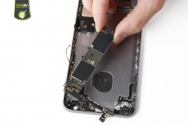 Repair tutorial for iPhone 6S Plus : Logic Board