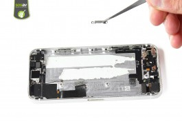 Repair tutorial for iPhone 5S : LCD Screen Clip