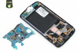 Tuto réparation Samsung Galaxy S4 Active : Carte mère