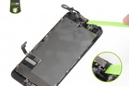 Repair tutorial for iPhone 7 : Proximity and Light Sensor + Front Camera Cable