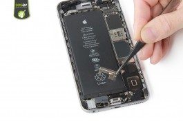 Repair tutorial for iPhone 6S Plus : Vibrator