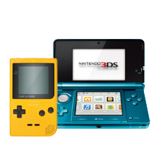 Identifier Nintendo (Portable) - ID your Nintendo (Portable)