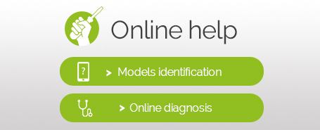 Help for identify and diagnos your smartphones and tablets